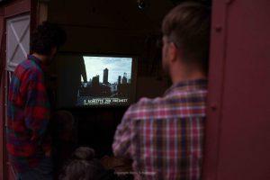 Filmabend Umkehrung der Gegensätze im Waggon 2015