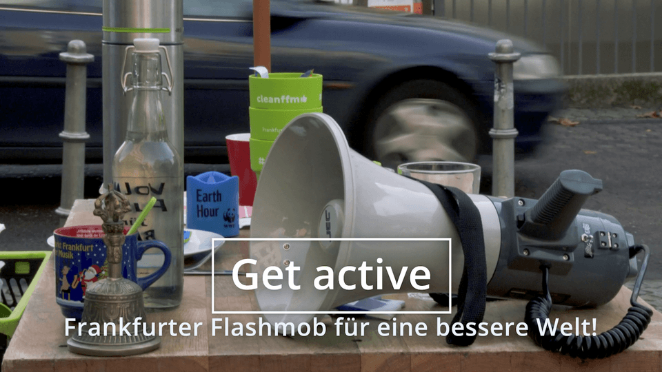 Get active - Flashmob