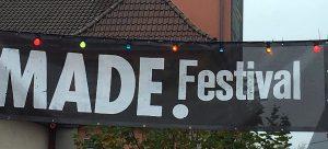 Looking back to MADE.Festival 2017 mit einem Trailer