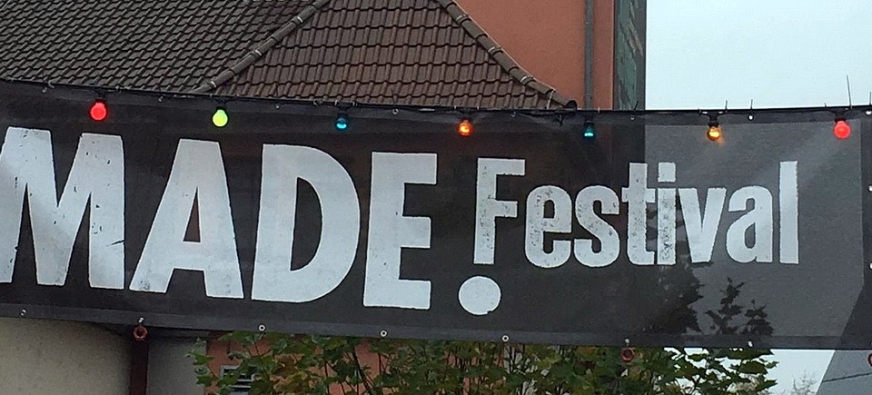 Looking back to MADE.Festival 2017 mit einem Trailer
