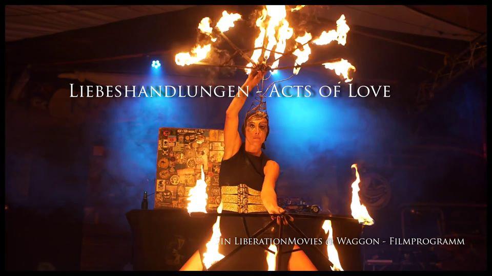 Liebeshandlungen - ein LiberationMovies-Filmprogramm
