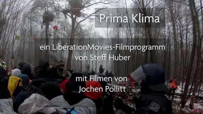 Liberation Movies Filmprogramm von Steff Huber mit Filmen von Jochen Pollitt